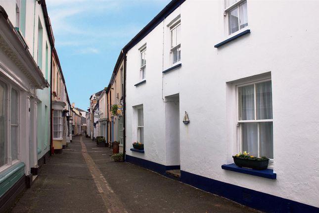 Thumbnail End terrace house for sale in Market Street, Appledore, Bideford