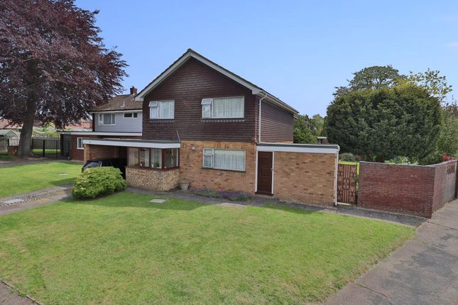 4 bed detached house for sale in Hall Hills, Roydon, Diss IP22