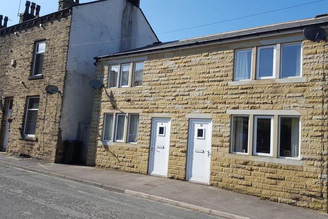 Thumbnail Terraced house to rent in Nile Street, Crosroads, Haworth