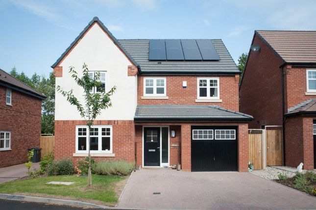Thumbnail Detached house for sale in Old Marl Close, Four Oaks, Sutton Coldfield