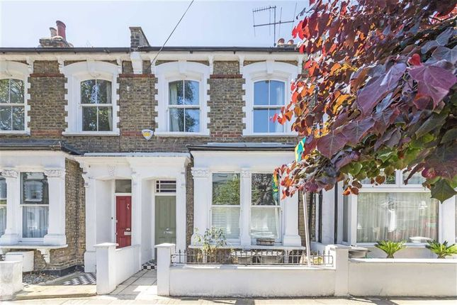 Thumbnail Terraced house to rent in Ayrsome Road, London