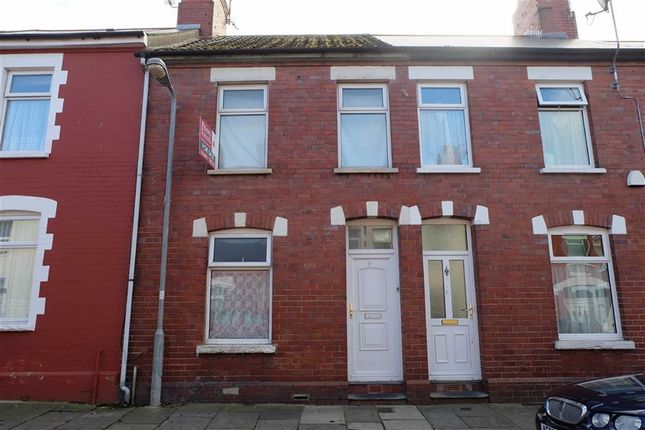 Thumbnail Terraced house for sale in Phyllis Street, Barry, Vale Of Glamorgan