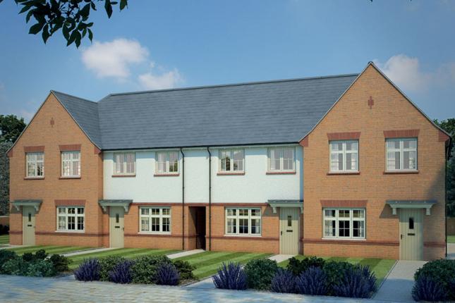 Thumbnail End terrace house for sale in Warren Grove, Shutterton Lane, Dawlish, Devon