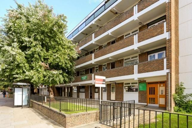Thumbnail Flat for sale in Sheridan House, York Road, Battersea, London