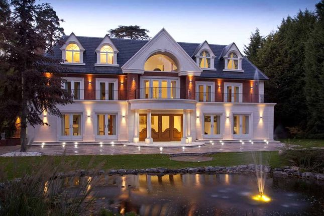 Thumbnail Detached house for sale in Blackhills, Esher, Surrey