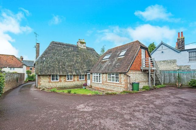 Thumbnail Detached house for sale in The Street, Arundel, West Sussex