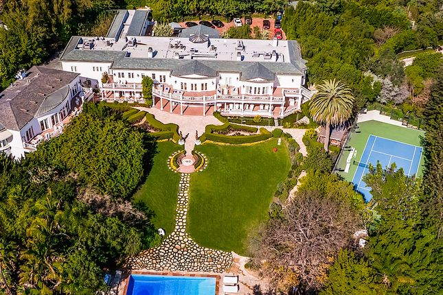 Thumbnail Property for sale in West Sunset Blvd, Holmby Hills, Los Angeles, 90077
