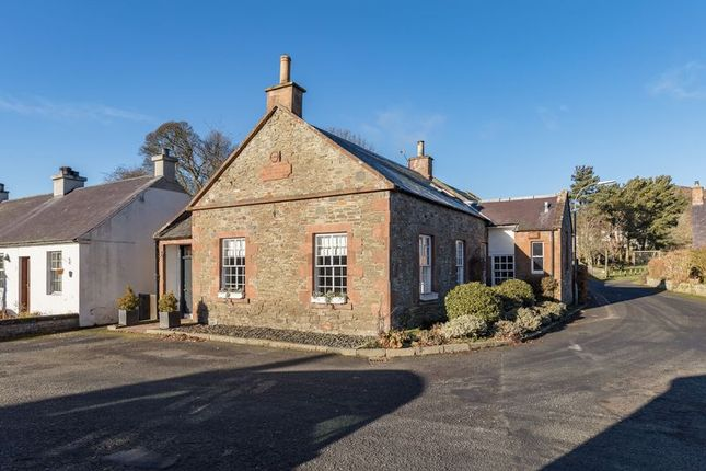 Thumbnail Detached house for sale in The Old School, Bowden, Melrose