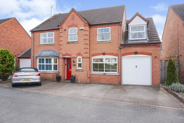 Thumbnail Detached house for sale in Othello Avenue, Warwick