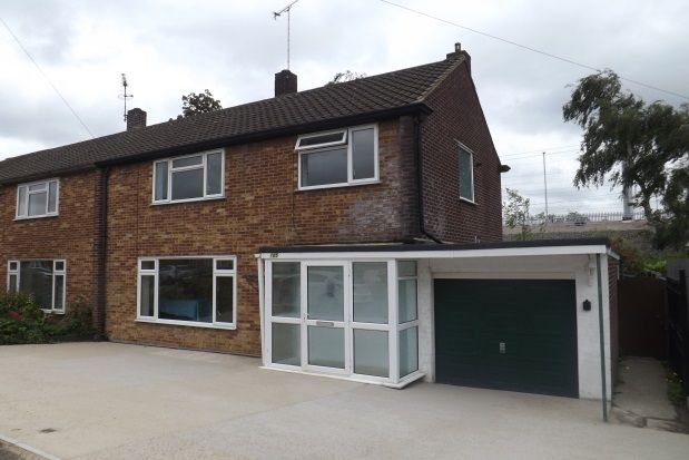 Thumbnail Property to rent in Hunter Avenue, Shenfield, Brentwood