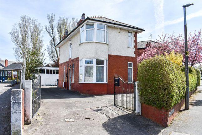 Detached house for sale in Moorside Avenue, Ribbleton, Preston