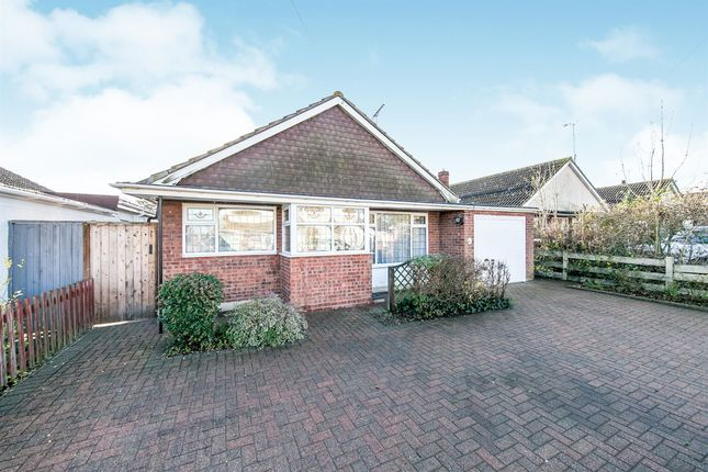 Thumbnail Detached bungalow for sale in Wembley Avenue, Mayland, Chelmsford