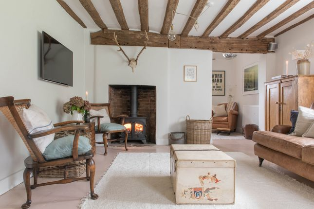 Thumbnail Cottage for sale in Mousley End, Hatton, Warwick