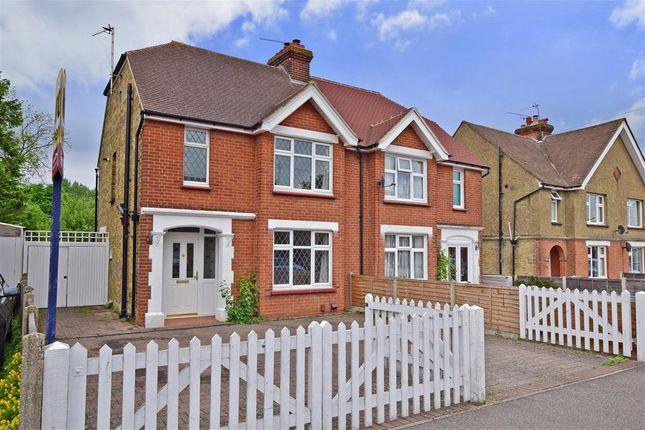 Thumbnail Semi-detached house for sale in Plains Avenue, Maidstone, Kent