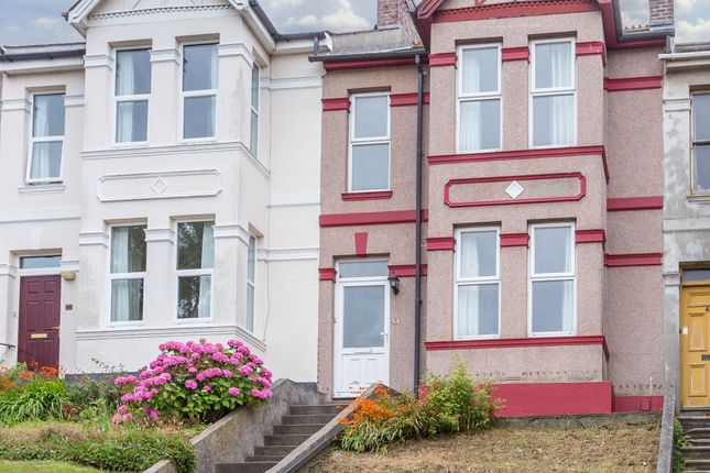 Thumbnail Terraced house for sale in Coleridge Road, Plymouth