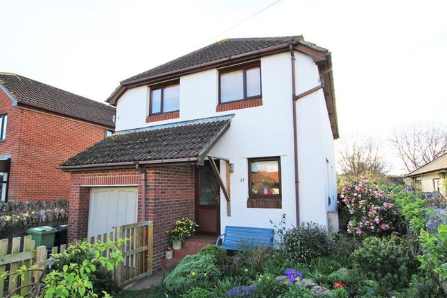 Thumbnail Detached house for sale in Croft Road, Ipplepen, Newton Abbot