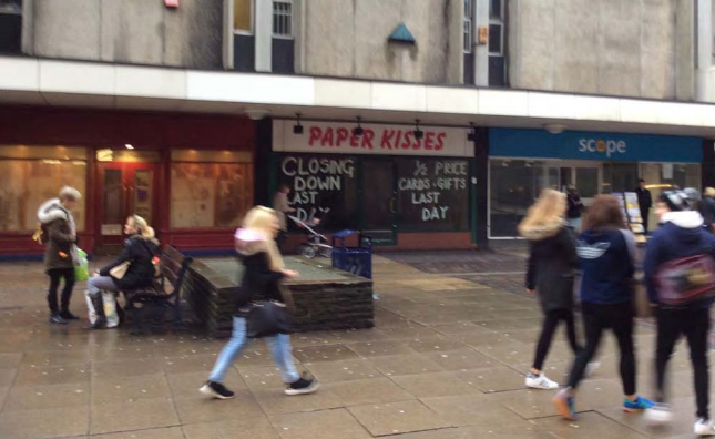 Thumbnail Retail premises to let in 94 New Street, Huddersfield, West Yorkshire