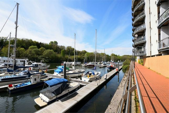 Thumbnail Flat to rent in Cambria, Watkiss Way, Victoria Wharf, Cardiff
