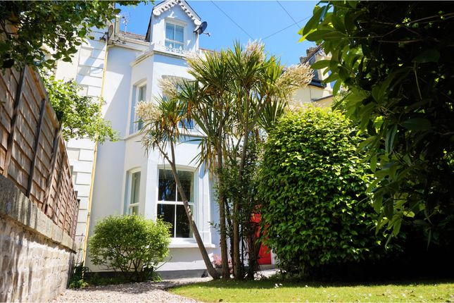 Thumbnail Terraced house for sale in Treyew Road, Truro