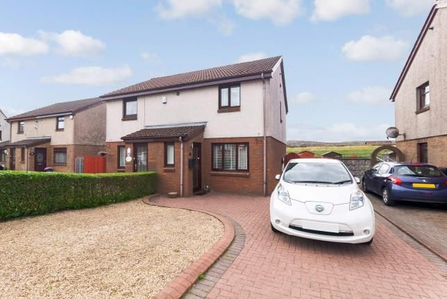 Thumbnail 3 bedroom semi-detached house for sale in Plymouth Avenue, Gourock, Inverclyde