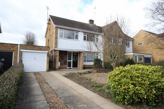 Thumbnail Semi-detached house for sale in Main Road, Duston, Northampton