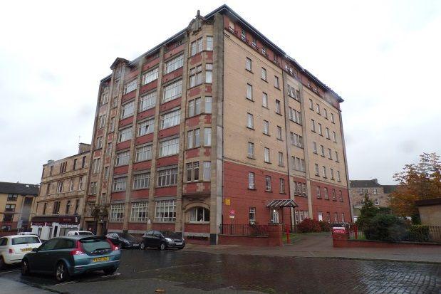 Thumbnail Flat to rent in Clarendon Street, Glasgow