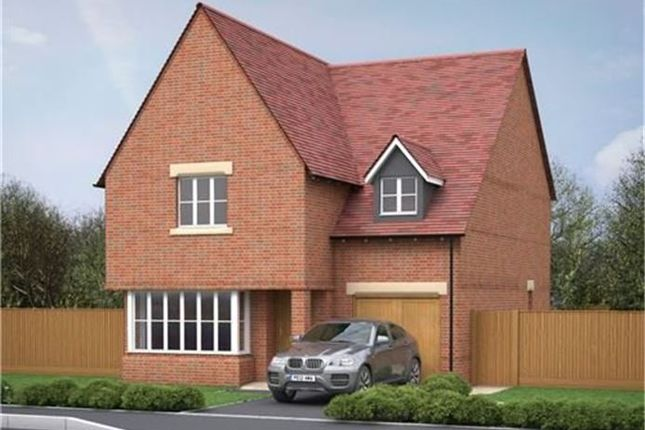 Thumbnail Detached house for sale in Plot 64, Victoria Heights, Melbourn