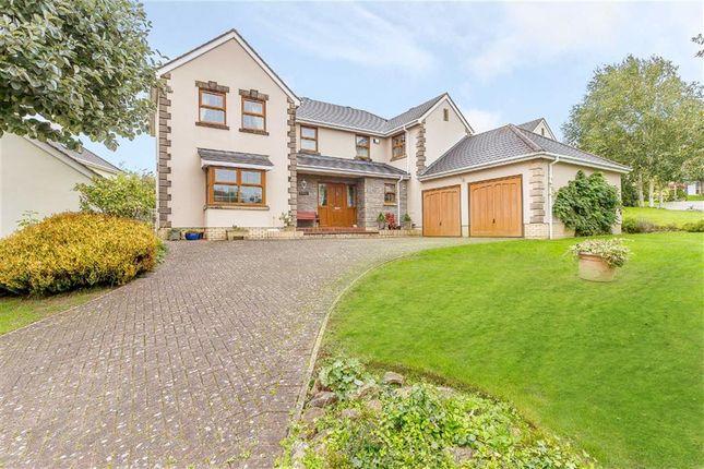 Thumbnail Detached house for sale in Vale Court, Cowbridge