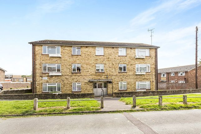 Thumbnail Flat for sale in Burley Close, Havant