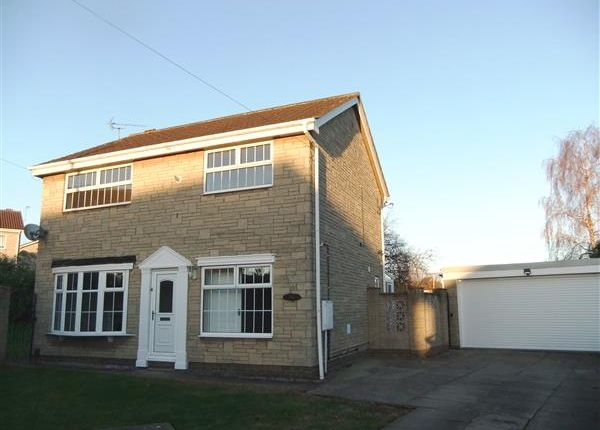 Thumbnail Detached house for sale in Tydeman Close, Bottesford, Scunthorpe