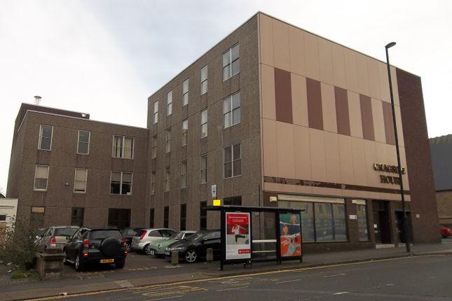 Front Elevation of Cragside House, Heaton Road, Newcastle Upon Tyne NE6