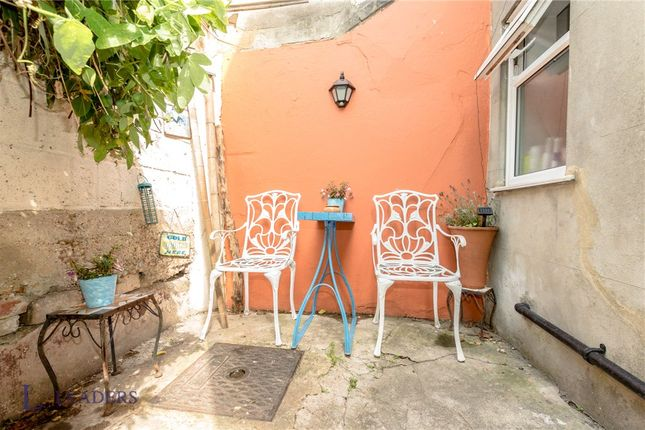 Patio Garden of Ditchling Rise, Brighton, East Sussex BN1