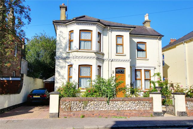 Thumbnail Detached house for sale in Christchurch Road, Worthing, West Sussex
