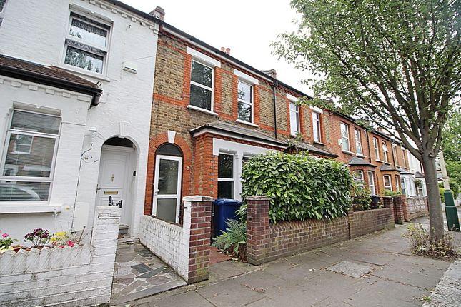 Thumbnail Terraced house to rent in Venetia Road, Ealing