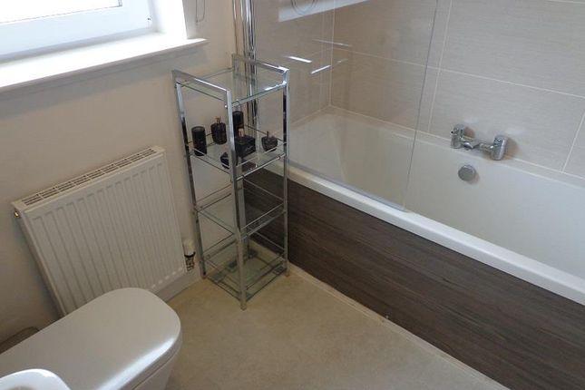 Bathroom of Kenneth Place, Dunfermline KY11