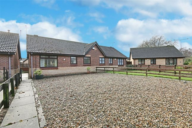 Thumbnail Bungalow for sale in Impala Way, Hull, East Yorkshire