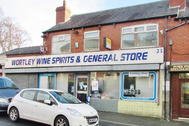 Thumbnail Retail premises for sale in 23-25 Lower Wortley Road, Leeds