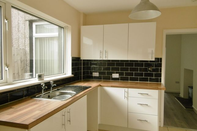 Thumbnail Terraced house to rent in Alfred Street, Penydarren
