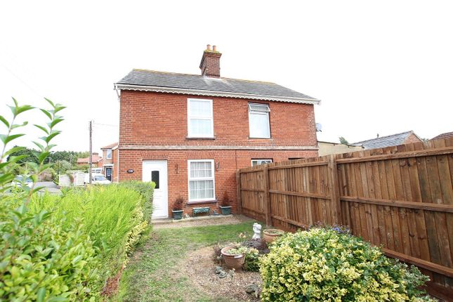 Thumbnail Cottage for sale in Angel Street, Hadleigh, Ipswich, Suffolk