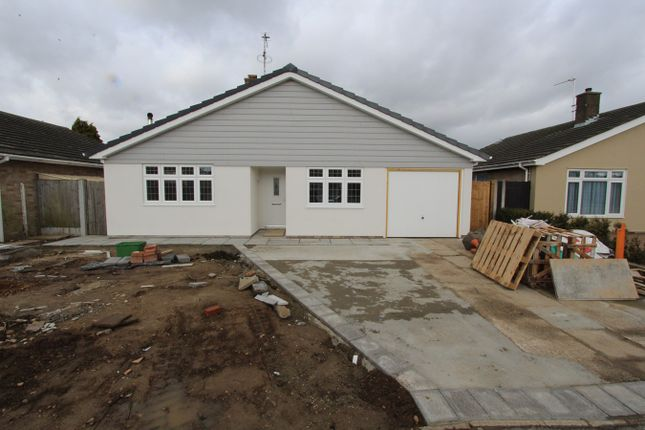 Thumbnail Bungalow for sale in Rugosa Close, Stanway, Colchester