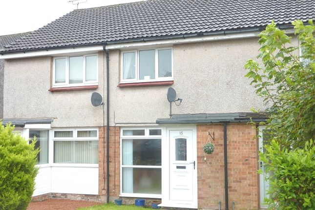 Thumbnail Terraced house for sale in Calside Road, Dumfries, Dumfries And Galloway.
