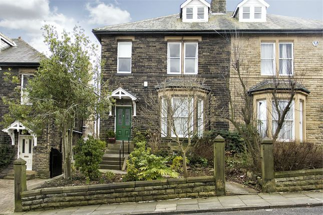 5 bed semi-detached house for sale in West Park Street, Dewsbury, West Yorkshire