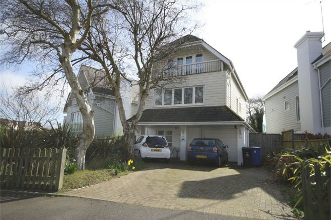 4 bed detached house for sale in Sherwood Avenue, Whitecliff, Poole, Dorset