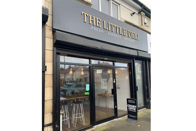 Thumbnail Restaurant/cafe for sale in Endbutt Lane, Crosby, Liverpool