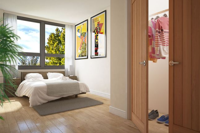 Thumbnail 1 bed flat for sale in 15 Slough High Street, Slough