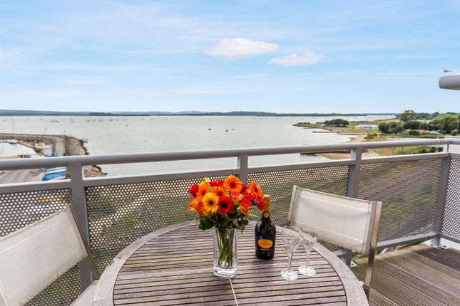Thumbnail Flat for sale in Harbour Reach, 17 Norton Way, Poole