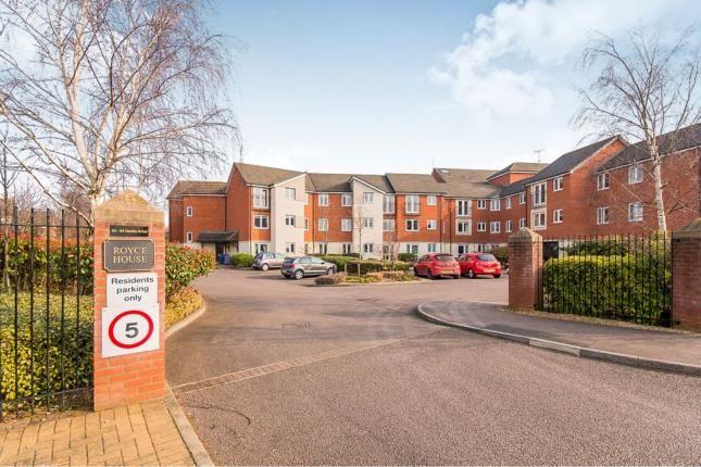 Thumbnail Flat for sale in Hedda Drive, Hampton Hargate, Peterborough, Cambridgeshire