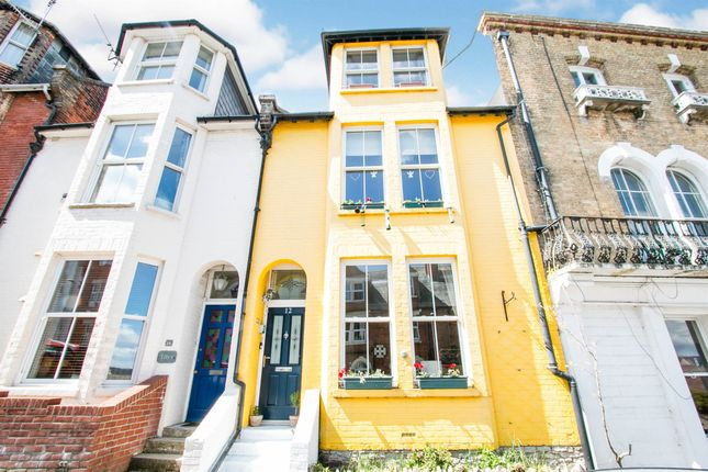 Thumbnail Town house for sale in Park Road, Swanage