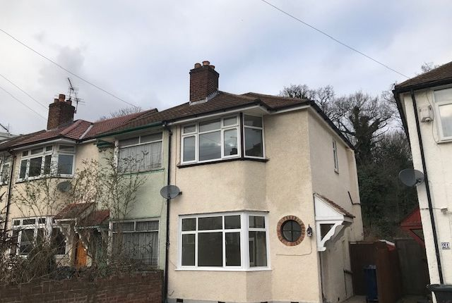 Thumbnail Semi-detached house to rent in Brentvale Avenue, Southall