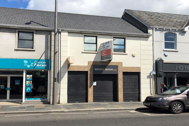 Thumbnail Retail premises to let in 28 High Street, Newtownards, County Down